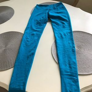Lululemon athletica leggings fits like small